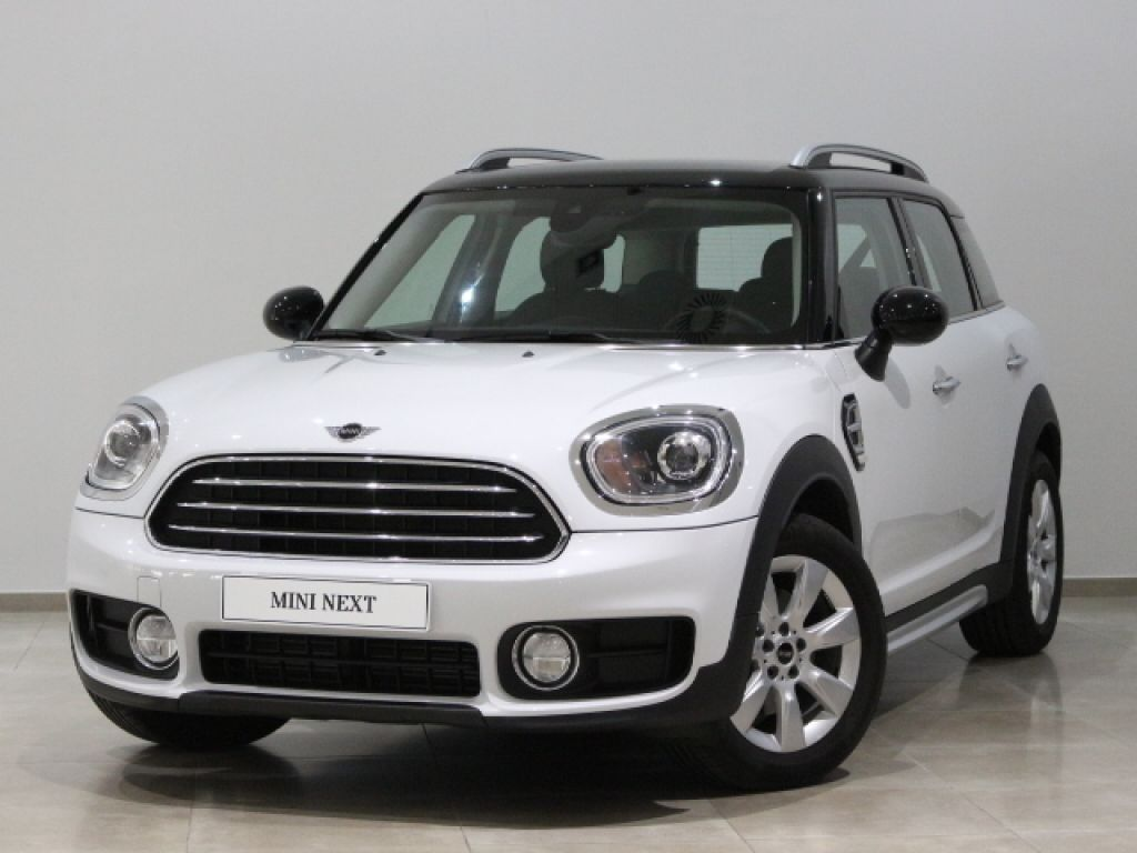 MINI Countryman Cooper D Diésel Manual segunda mano Alicante