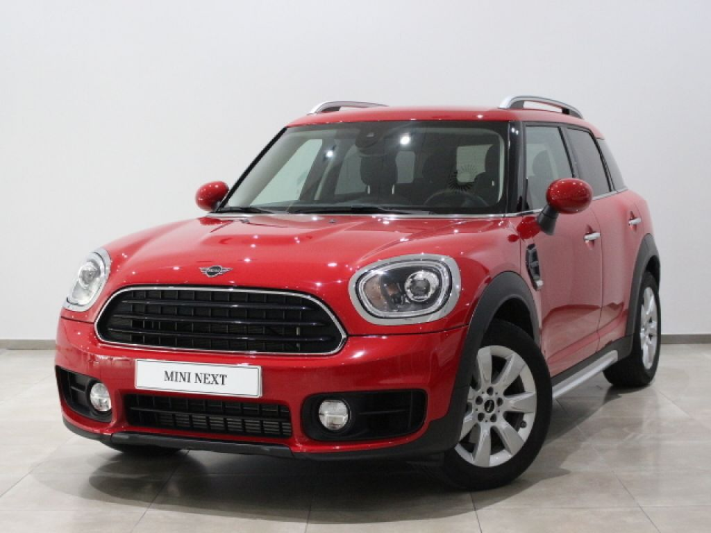 MINI Countryman Cooper Gasolina Manual segunda mano Alicante