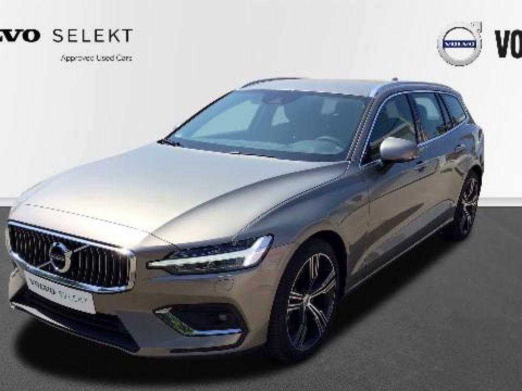 Volvo V60 2.0 D4 INSCRIPTION AUTO 190 5P segunda mano Madrid