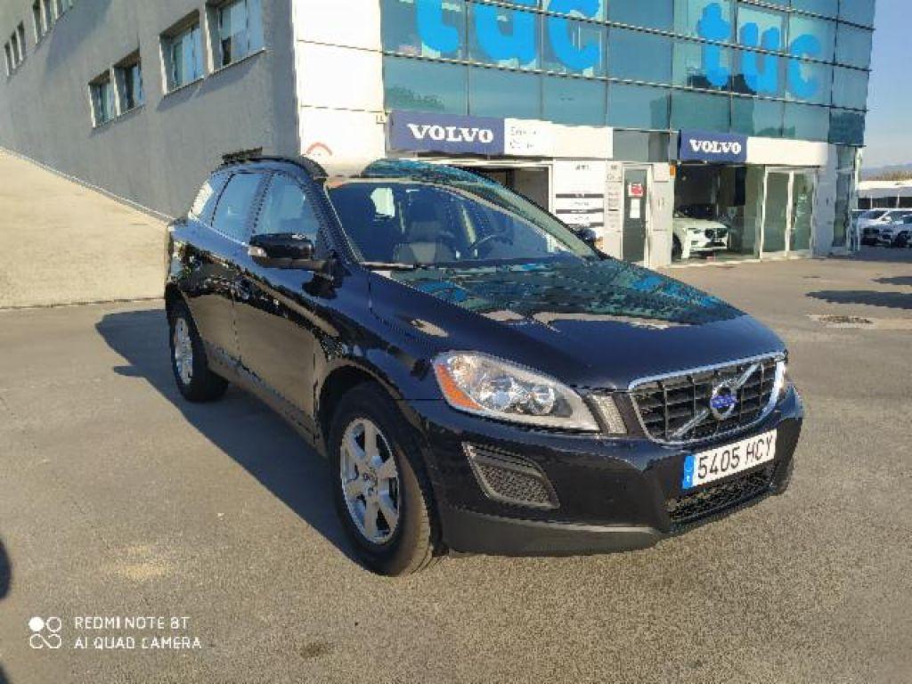Volvo XC60 2.0 D3 MOMENTUM AUTO 163 5P segunda mano Madrid