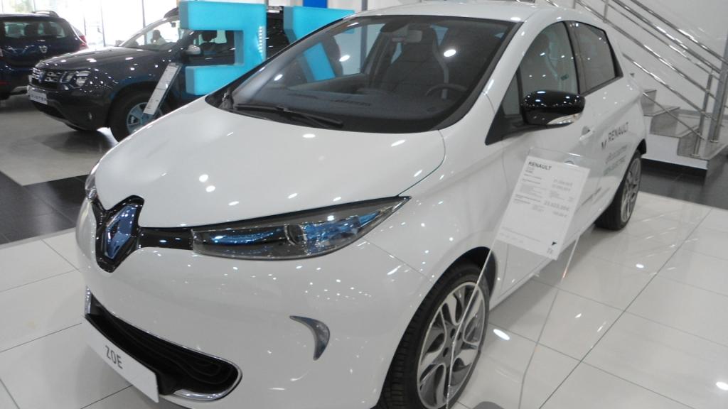 Renault ZOE segunda mano
