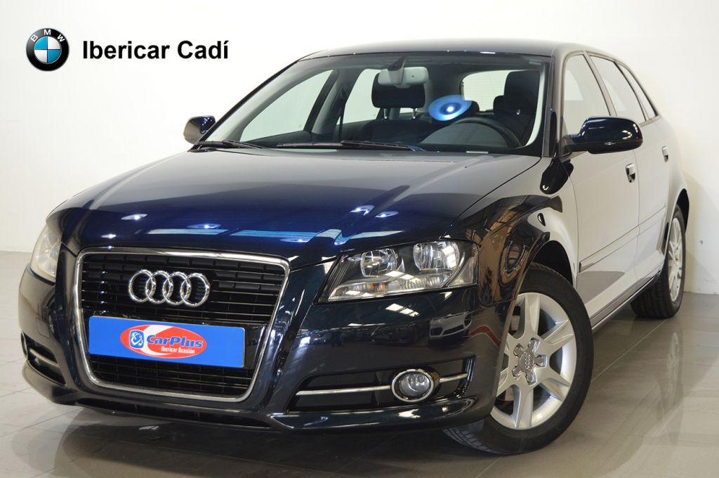 Audi A3 segunda mano Barcelona