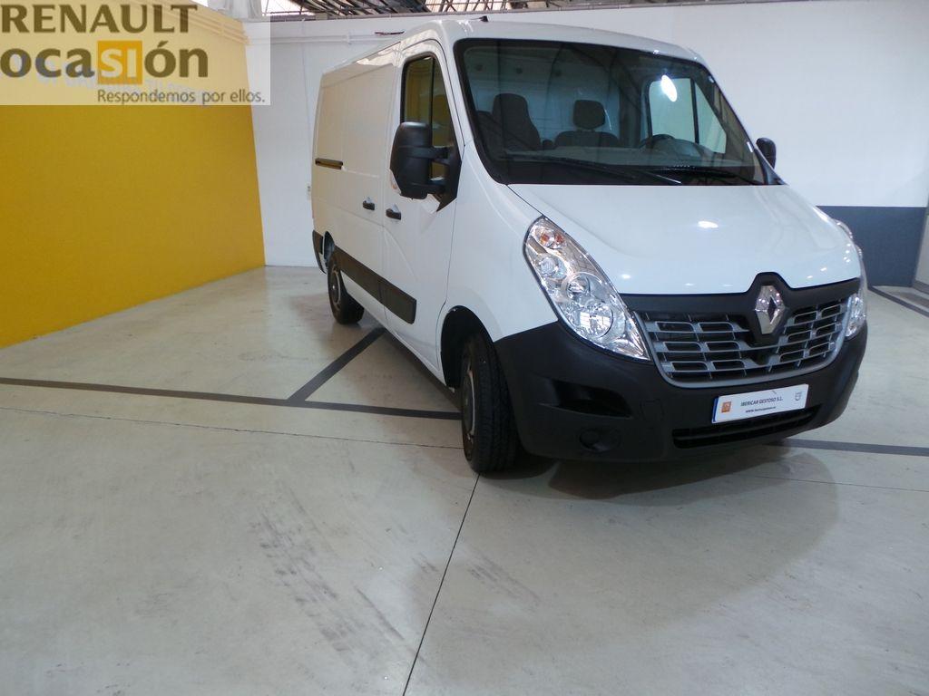 Renault Master Furgón T L1H1 2800 dCi 125 E5 segunda mano Pontevedra