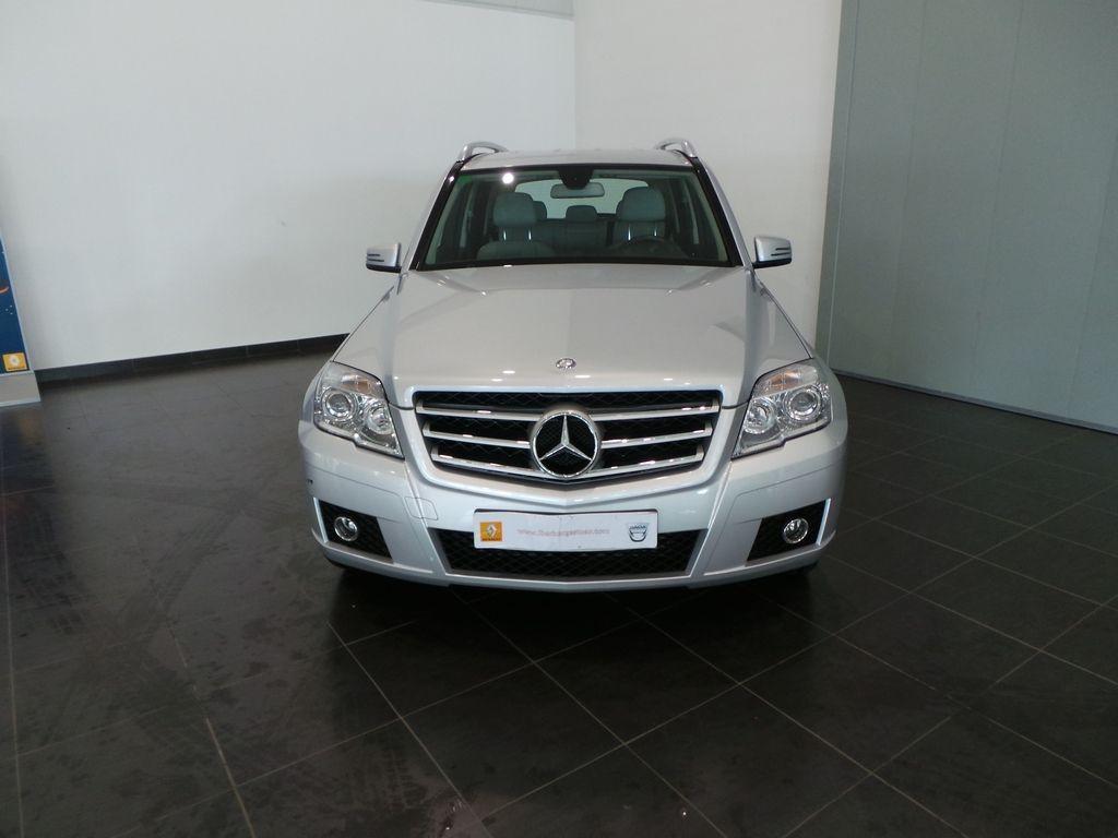 Mercedes Benz Clase GLK segunda mano Lugo
