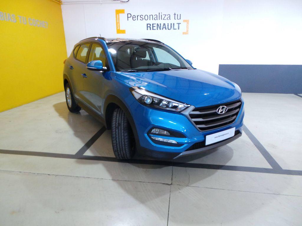 Hyundai Tucson segunda mano Pontevedra