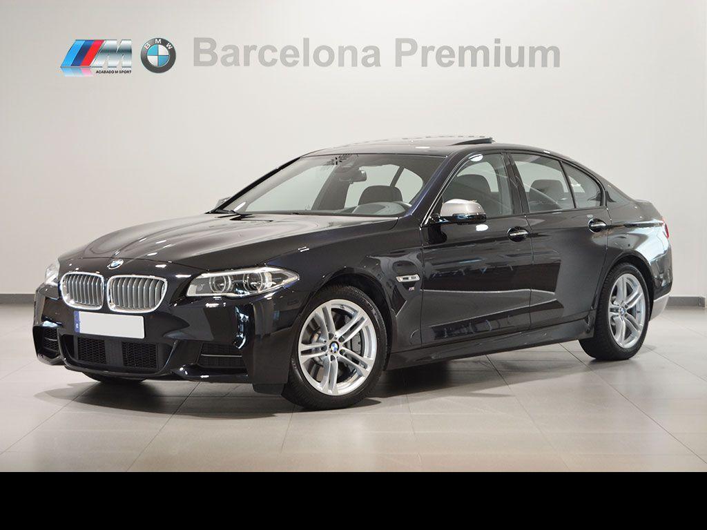 BMW Serie 5 M550dA xDrive segunda mano Barcelona