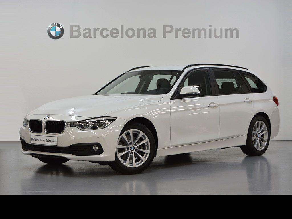 BMW Serie 3 segunda mano Barcelona