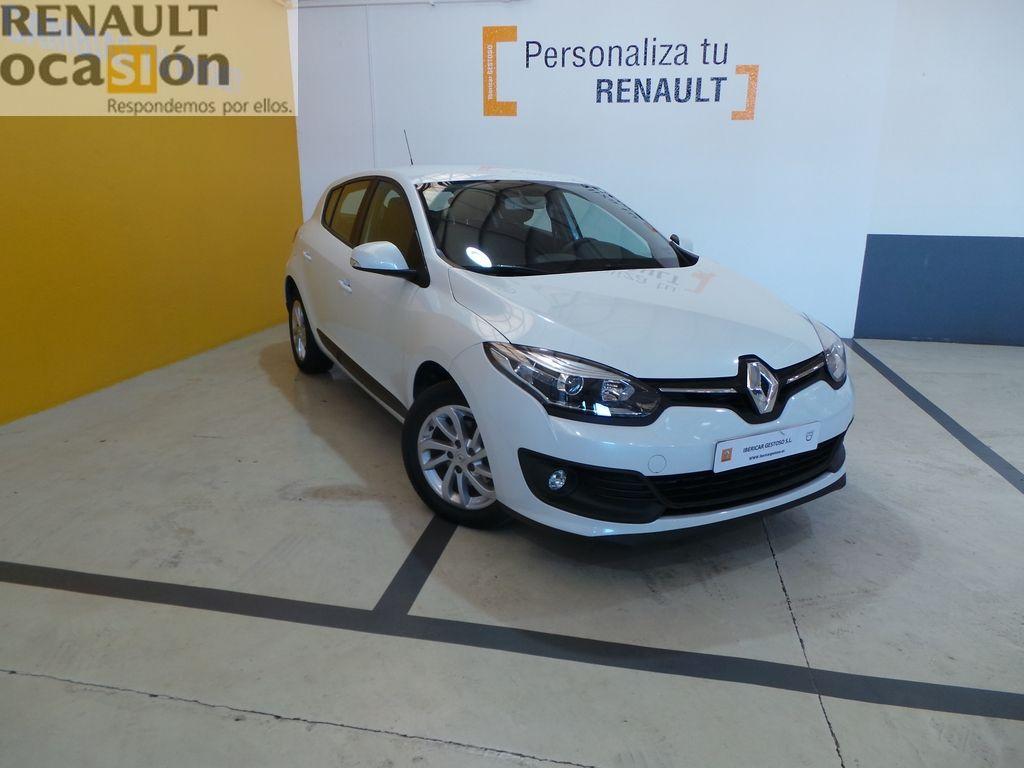 Renault Megane Business dCi 110 eco2 segunda mano Pontevedra