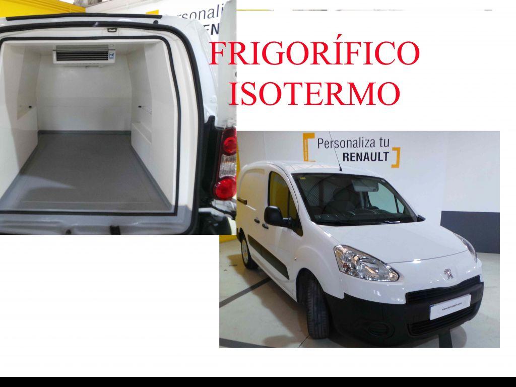 Peugeot Partner segunda mano Lugo