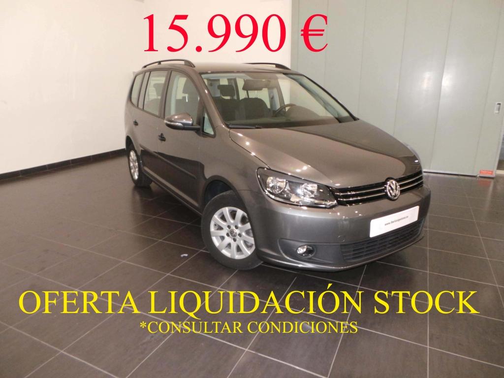 Volkswagen Touran segunda mano Pontevedra