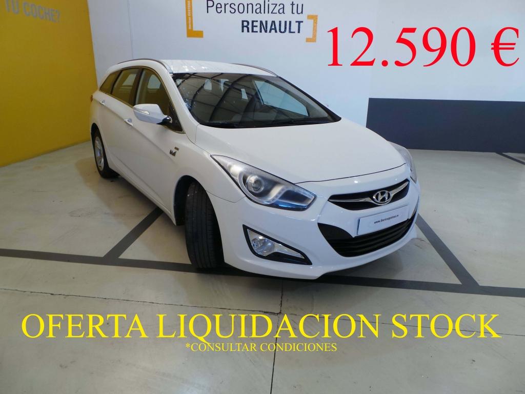Hyundai i40 segunda mano Lugo