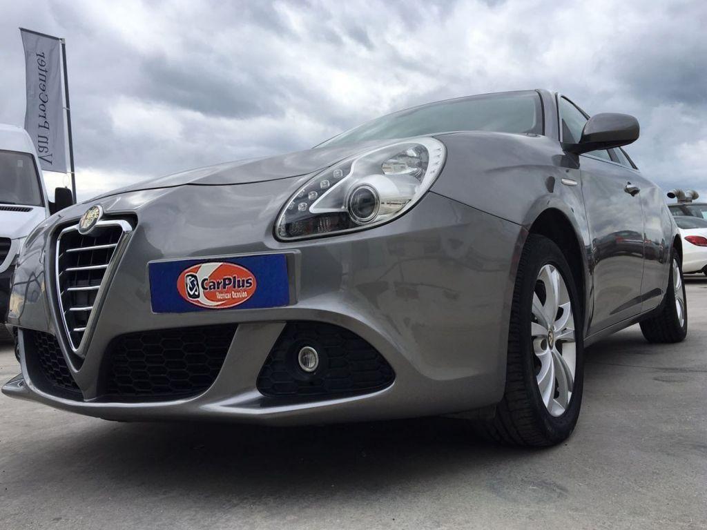 Alfa Romeo Giulietta segunda mano Málaga