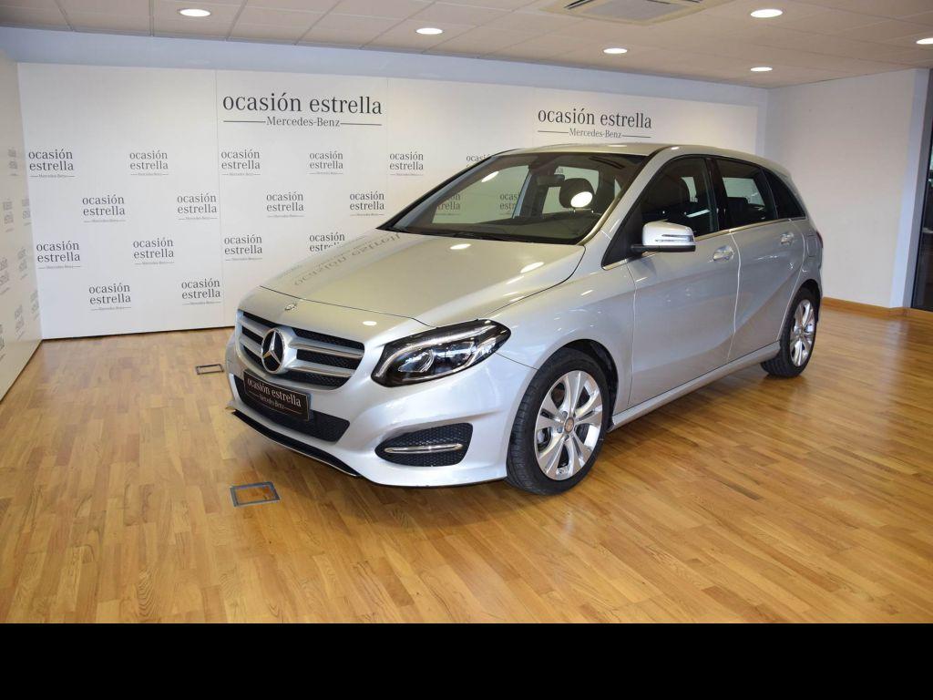 Mercedes Benz Clase B segunda mano Málaga