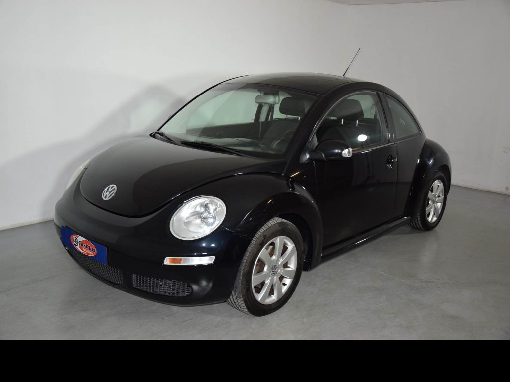 Volkswagen New Beetle segunda mano Málaga