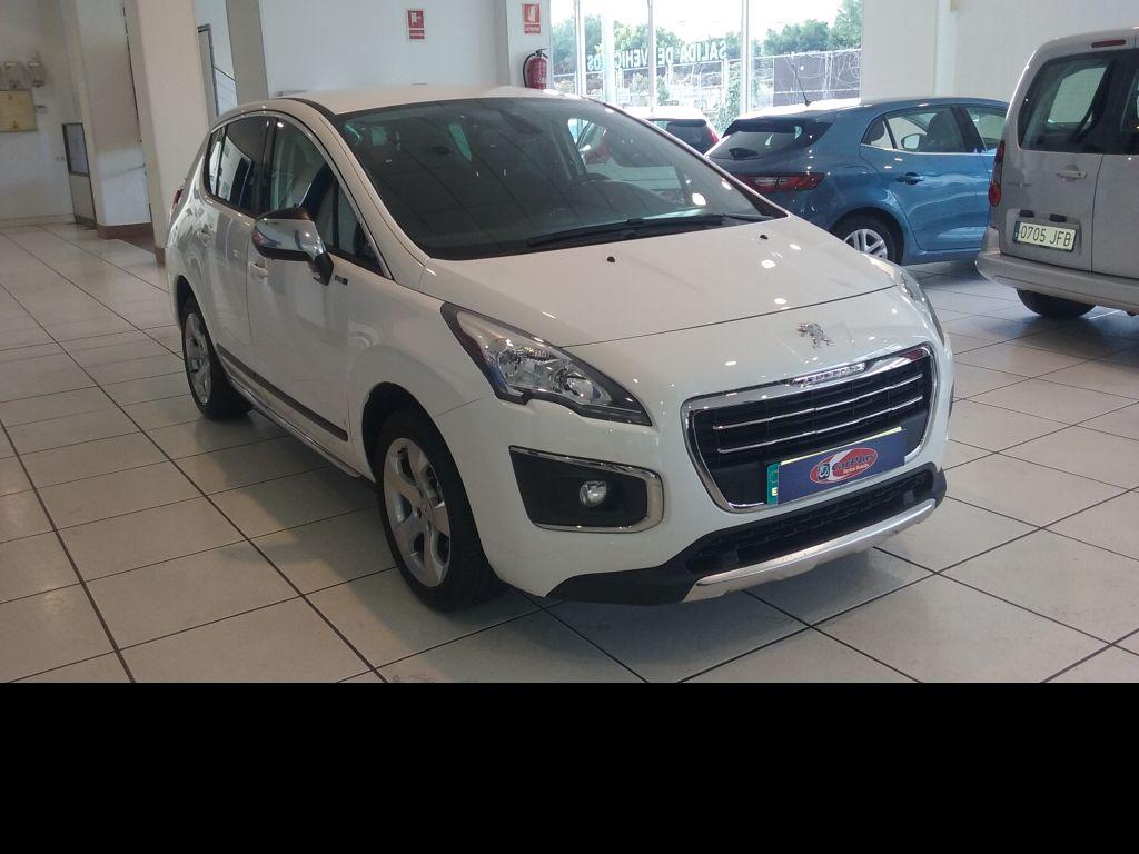 Peugeot 3008 segunda mano Cádiz