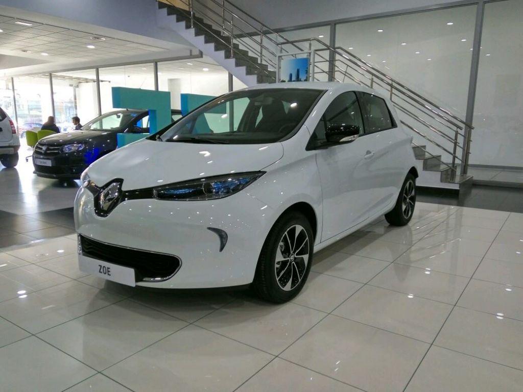 Renault ZOE Intens R240 segunda mano Cádiz