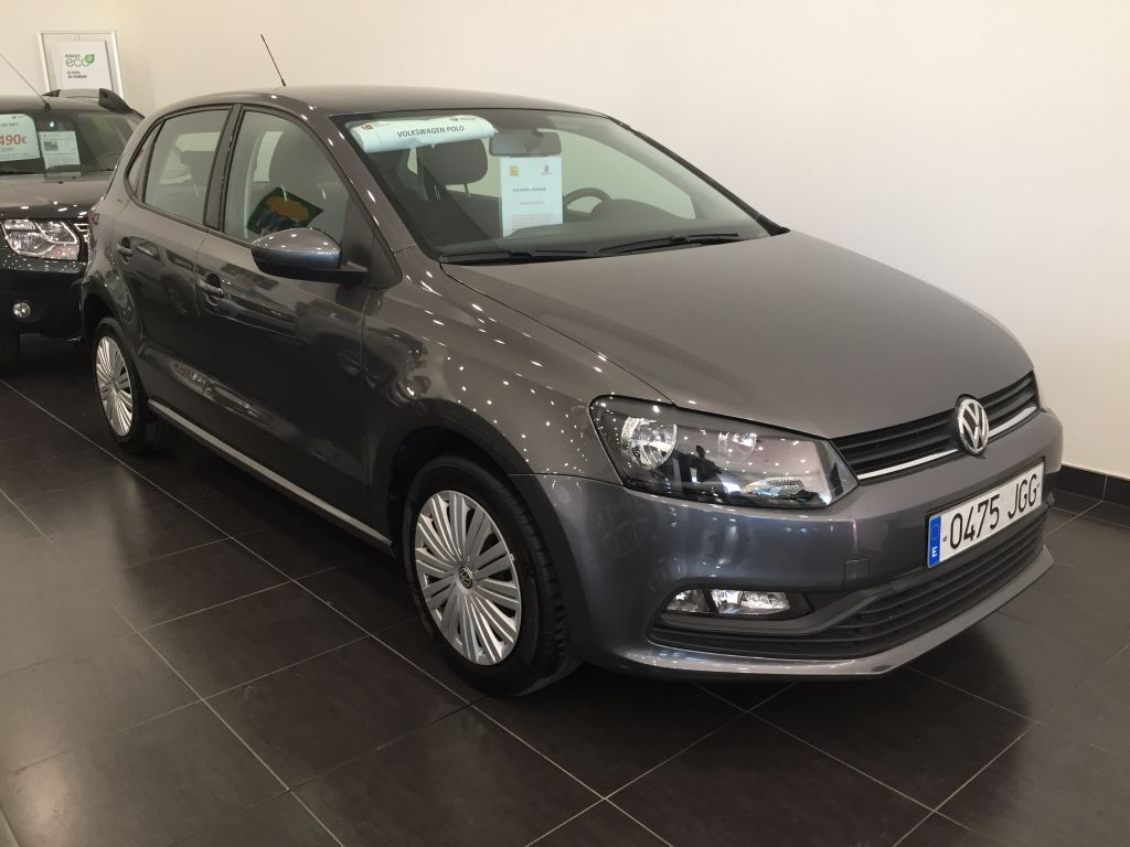 Volkswagen Polo segunda mano Cádiz