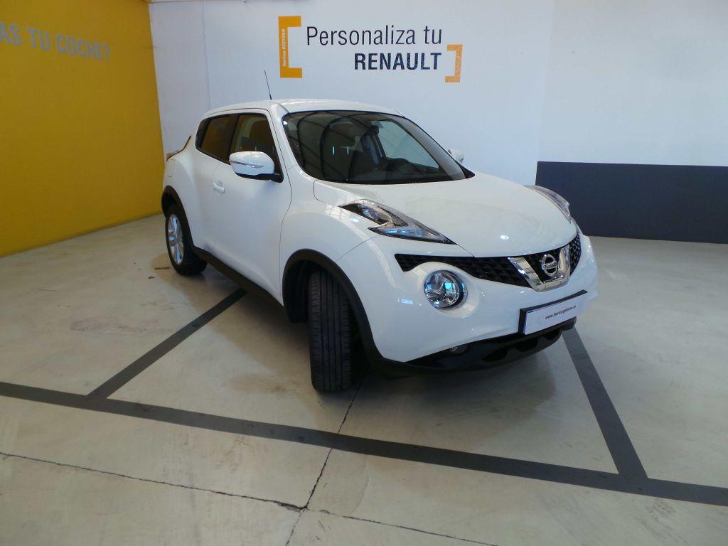 Nissan JUKE segunda mano Pontevedra