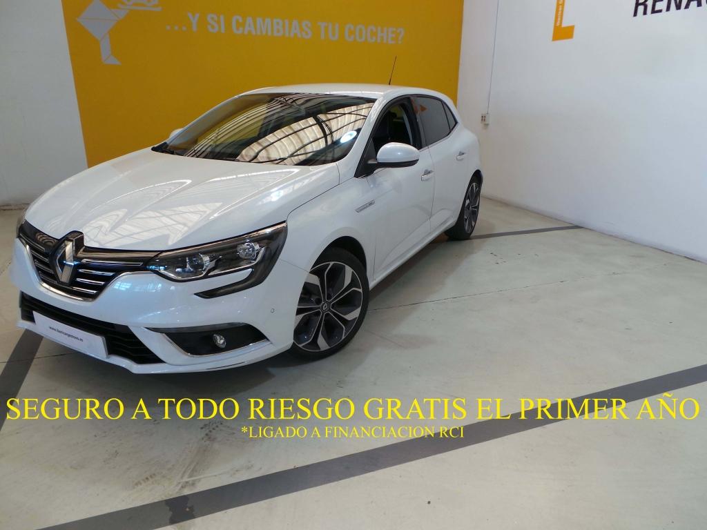 Renault Megane segunda mano Lugo