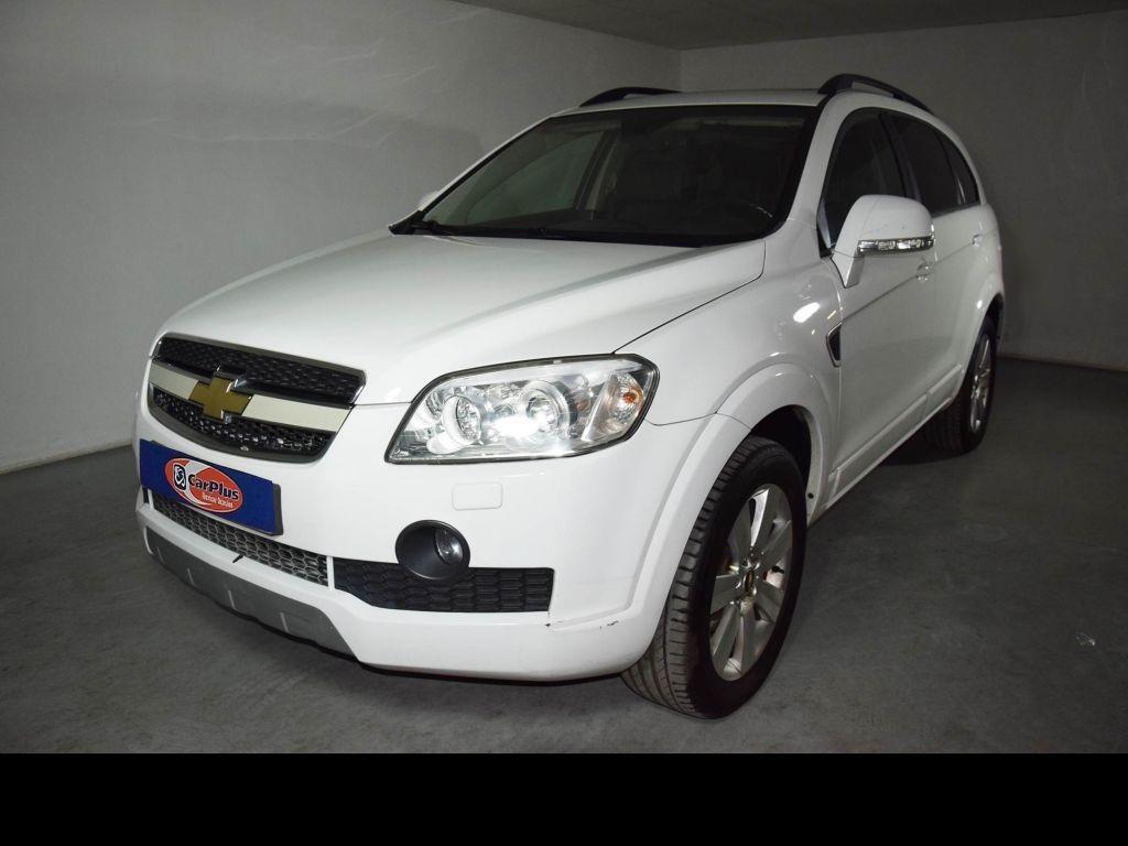 Chevrolet Captiva segunda mano Málaga