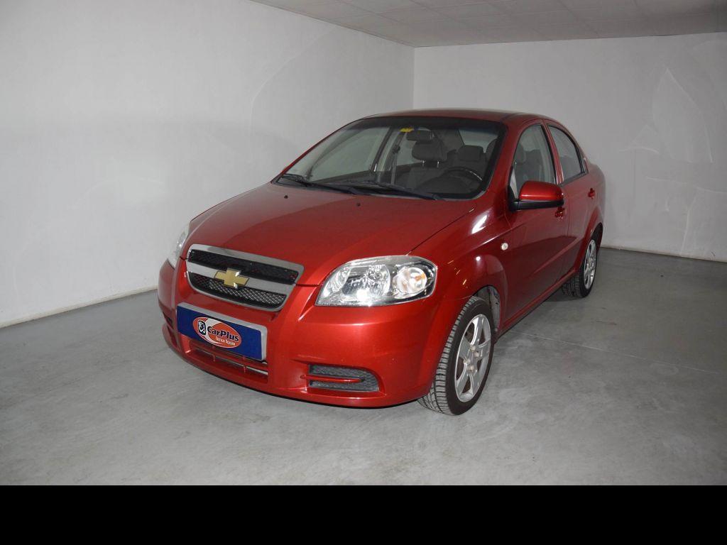 Chevrolet Aveo segunda mano Málaga