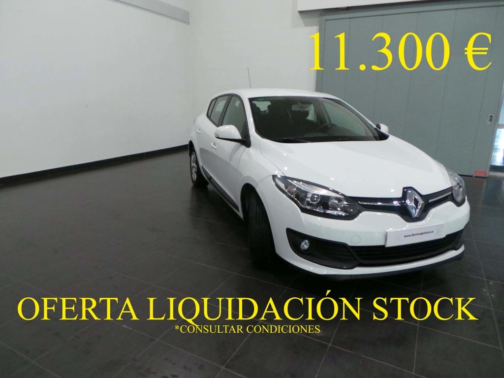 Renault Megane Business dCi 110 eco2 segunda mano Lugo