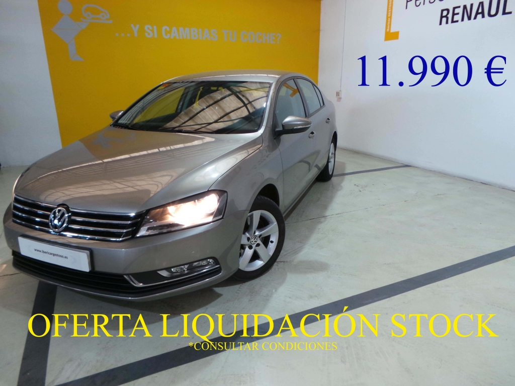 Volkswagen Passat segunda mano Lugo