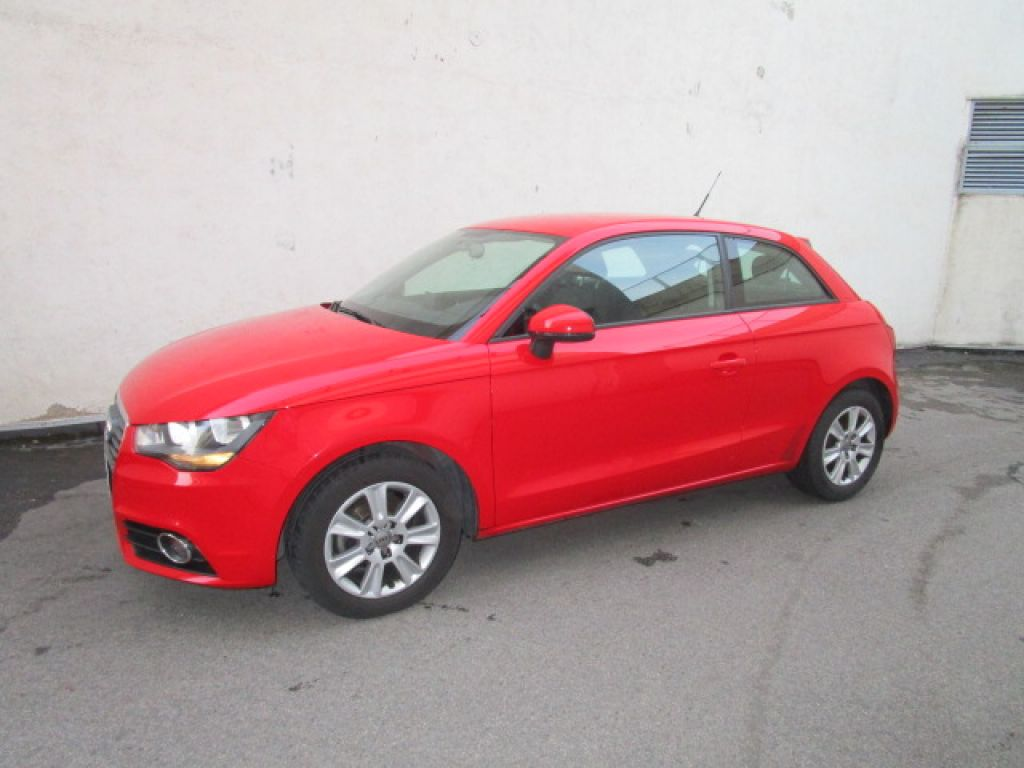 Audi A1 segunda mano Madrid