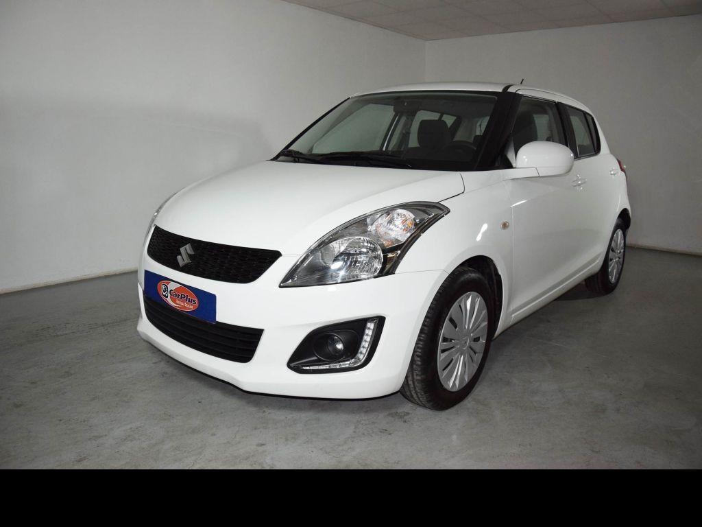 Suzuki Swift segunda mano Málaga