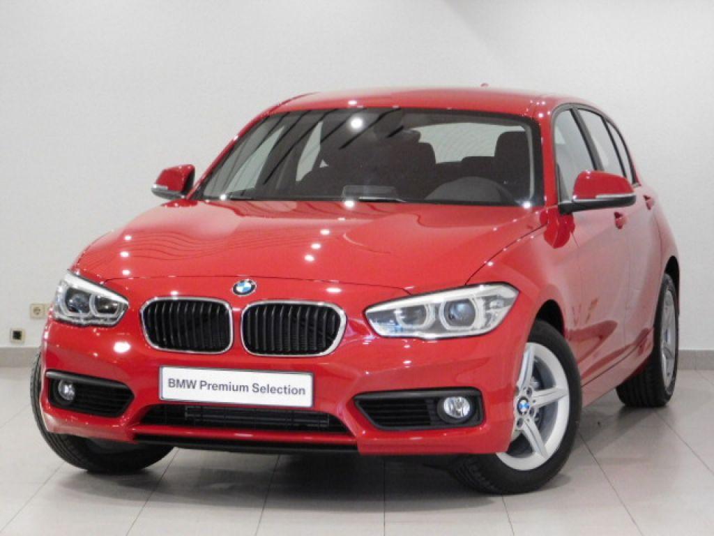 BMW Serie 1 segunda mano Madrid