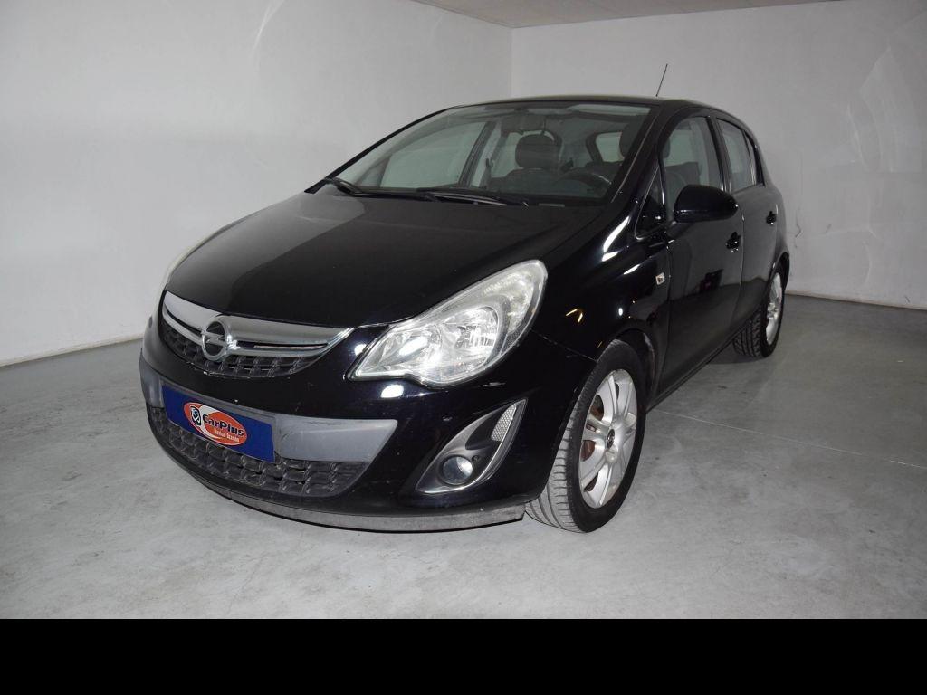Opel Corsa segunda mano Málaga