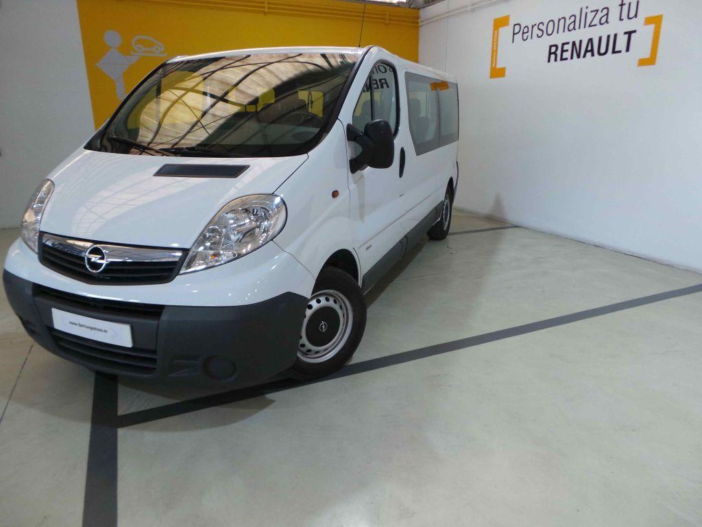 Opel Vivaro segunda mano Pontevedra