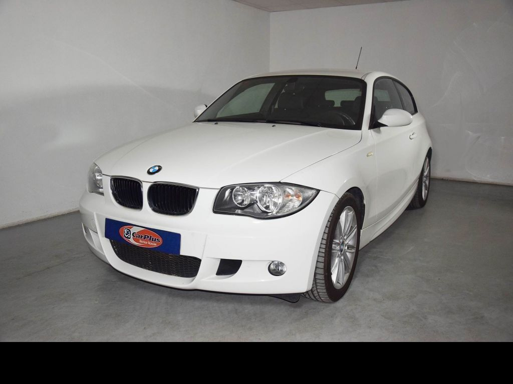 BMW Serie 1 segunda mano Málaga