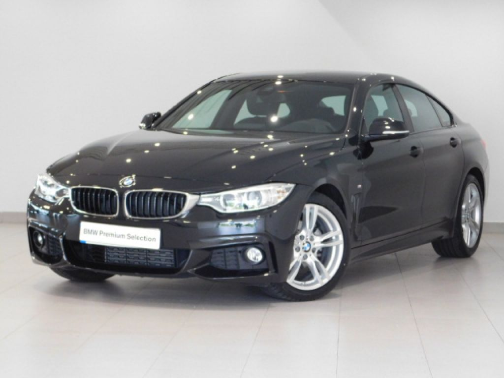 BMW Serie 4 418d Gran Coupe segunda mano Madrid