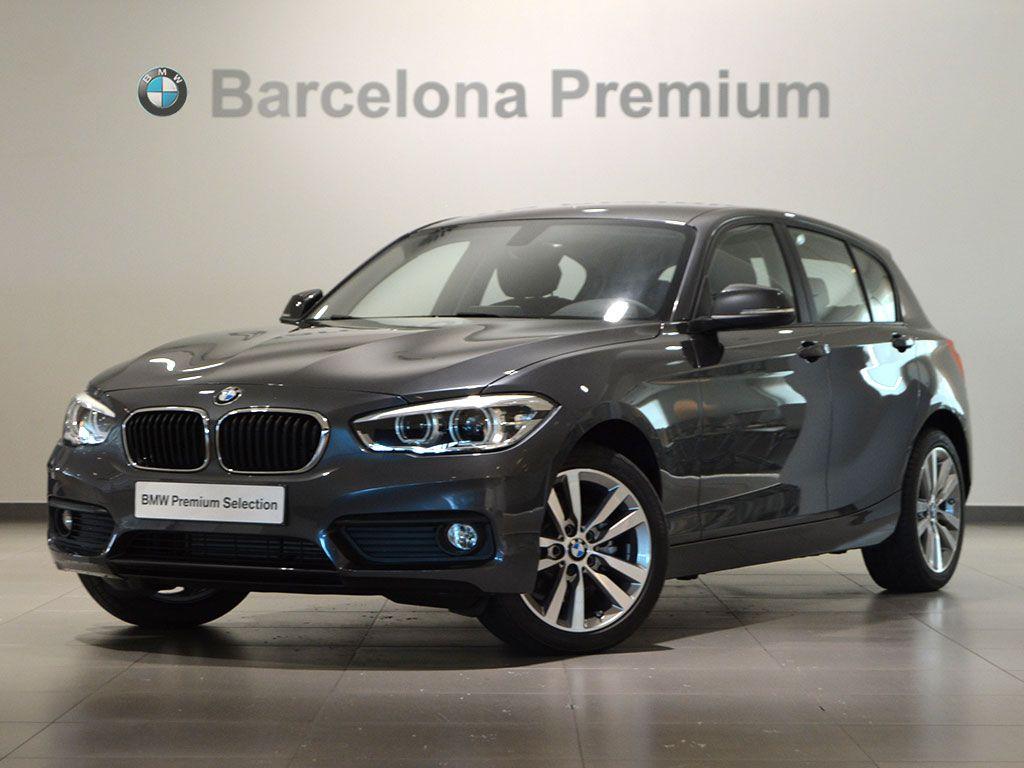 BMW Serie 1 118d ACABADO ADVANTAGE segunda mano Barcelona