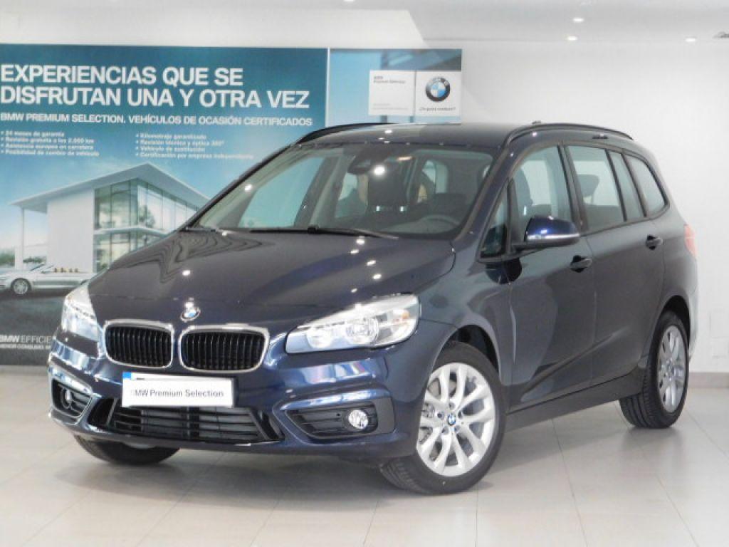 BMW Serie 2 Gran Tourer 220dA segunda mano Madrid