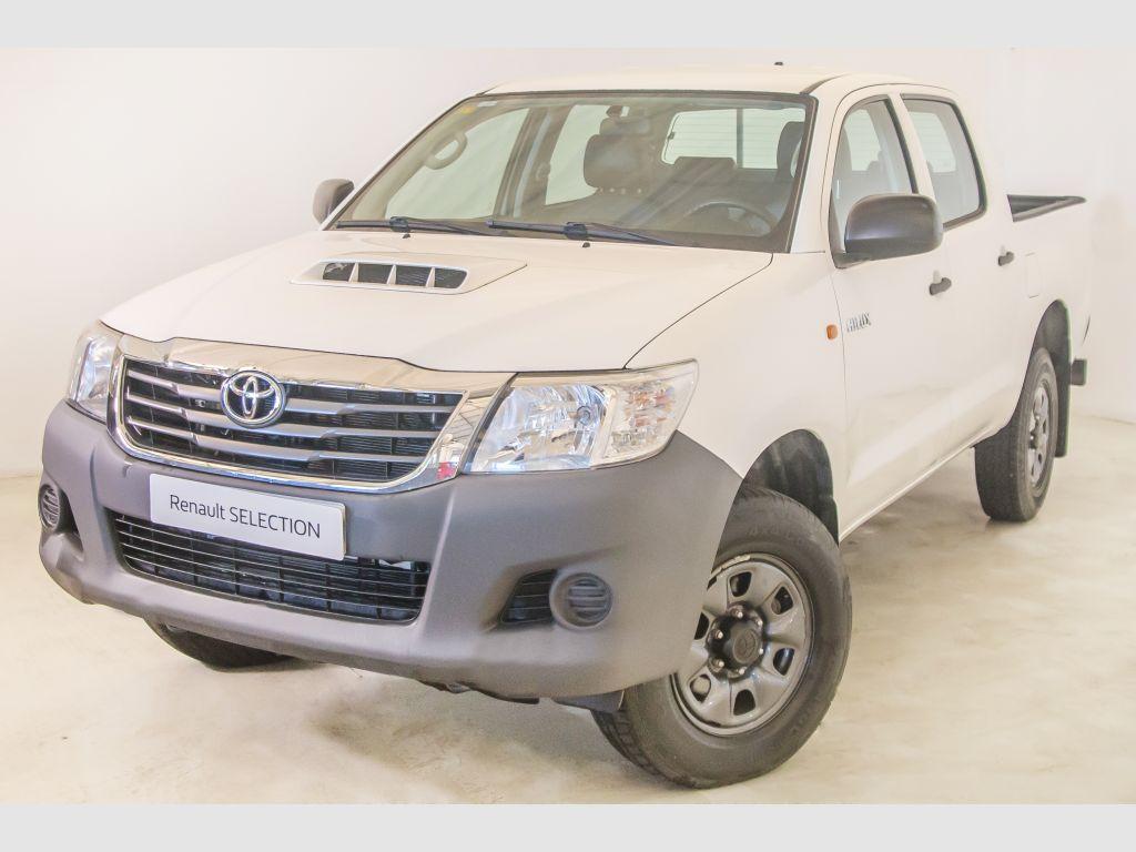 Toyota Hilux 2.5 D-4D Doble Cabina GX 4x4 segunda mano Lugo