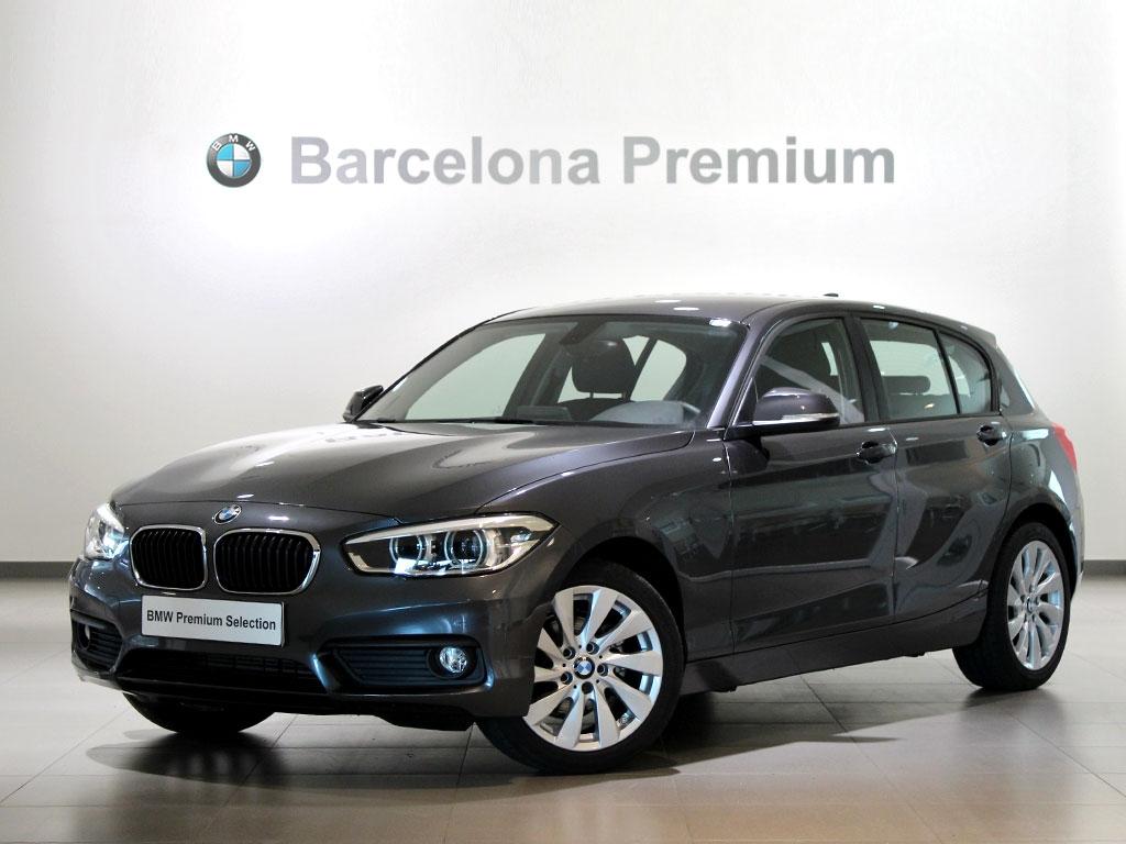 BMW Serie 1 116d ACABADO ADVANTAGE segunda mano Barcelona