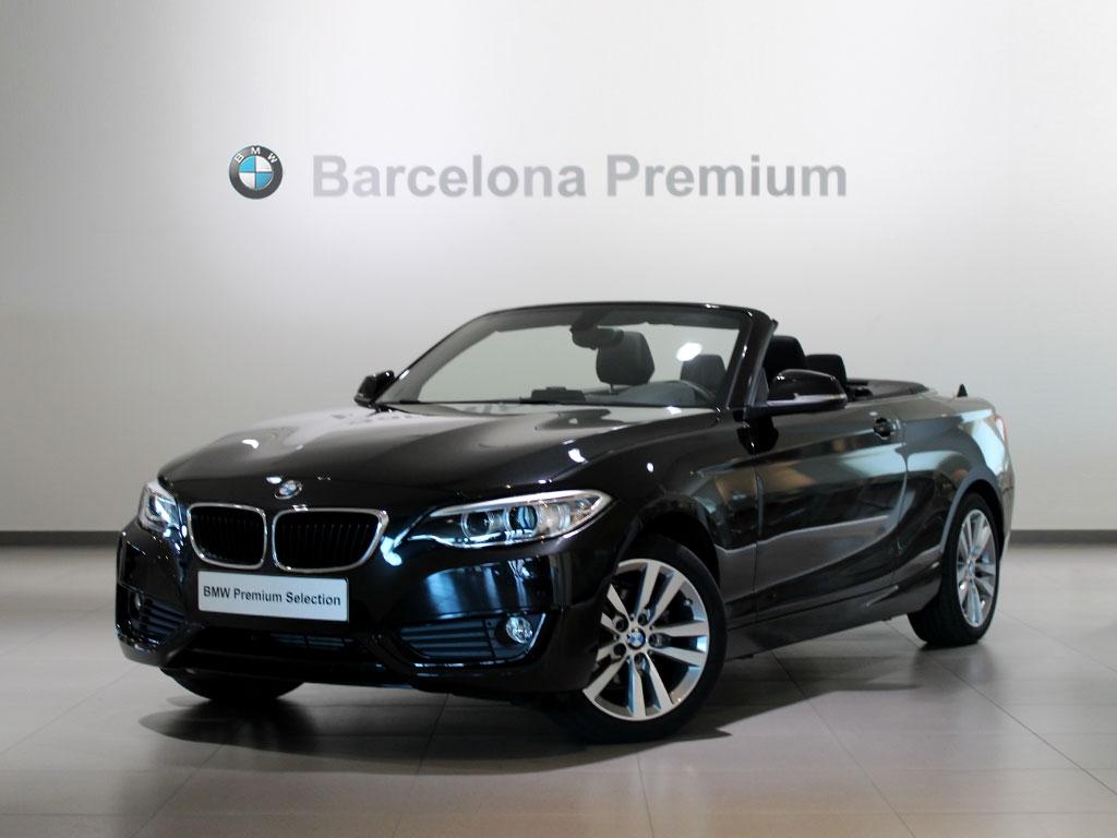 BMW Serie 2 218d ACABADO ADVANTAGE segunda mano Barcelona