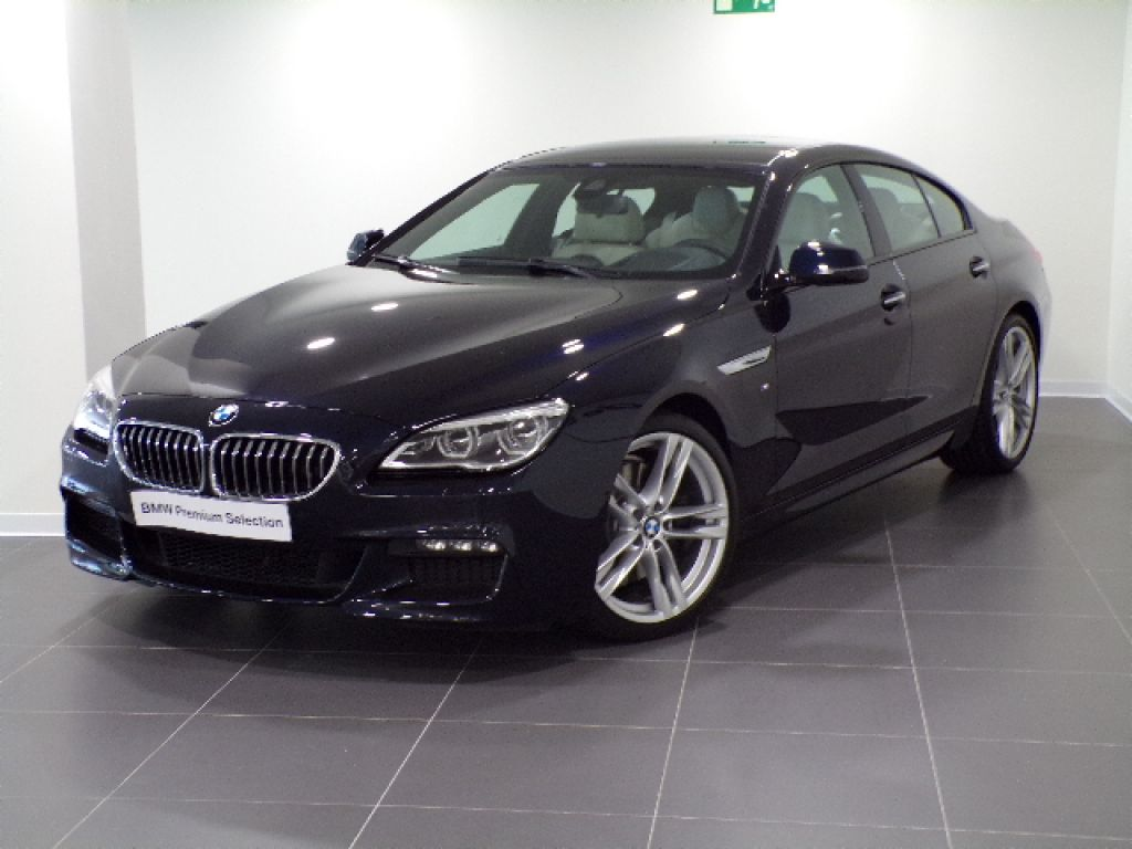 BMW Serie 6 640d Gran Coupe segunda mano Madrid