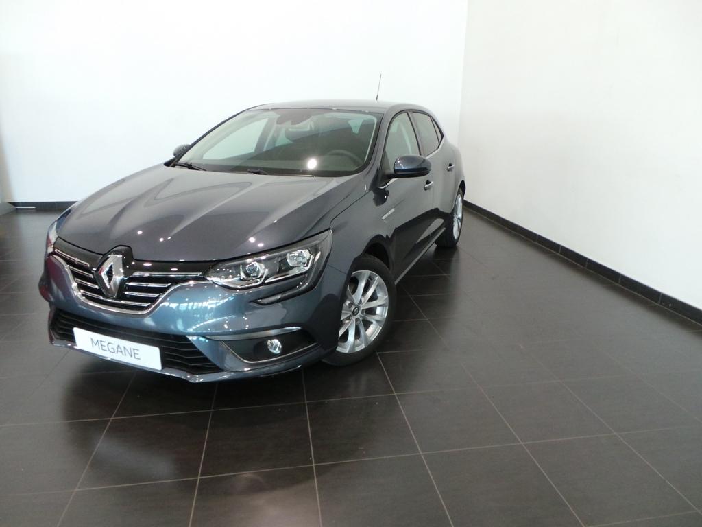 Renault Megane Zen Energy dCi 110 segunda mano Lugo