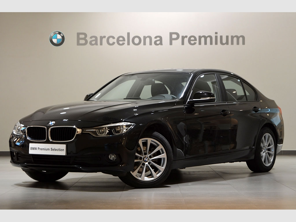 BMW Serie 3 318d Acabado Advantage segunda mano Barcelona