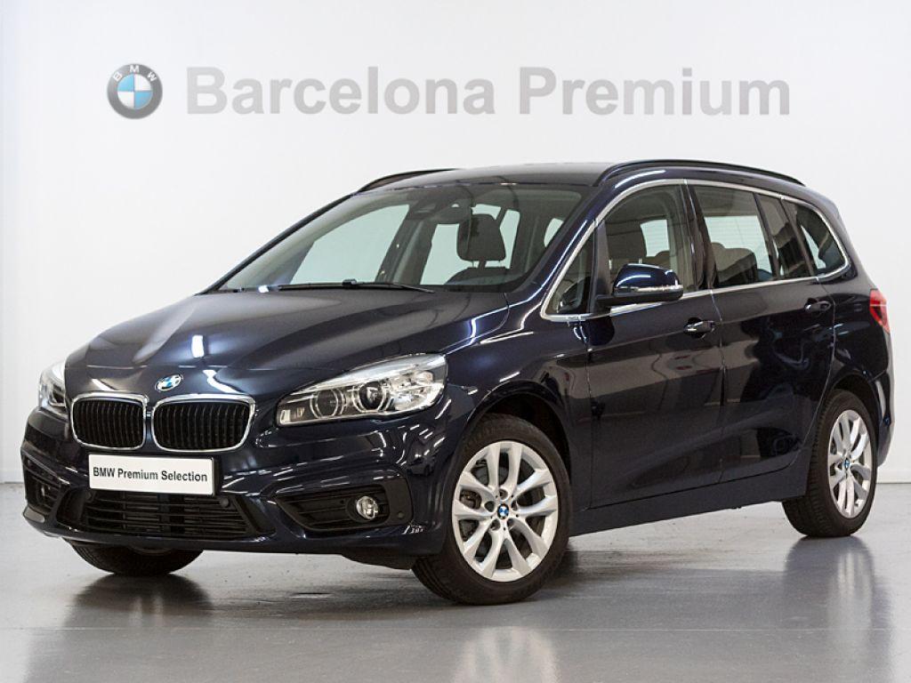 BMW Serie 2 Gran Tourer 218d  7plz segunda mano Barcelona