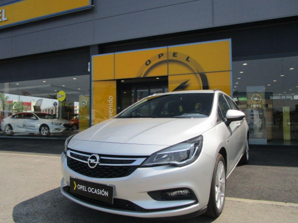 Opel Astra 1.6 CDTi 110 CV Dynamic ST segunda mano Madrid