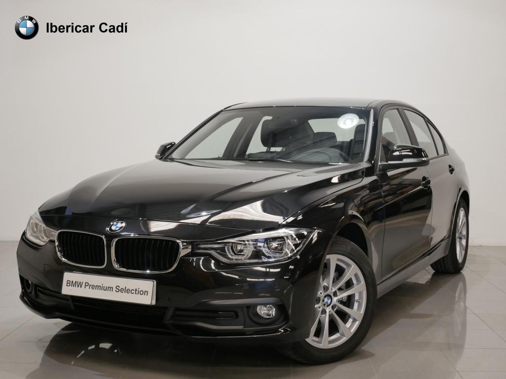 BMW Serie 3 320d AUT segunda mano Barcelona