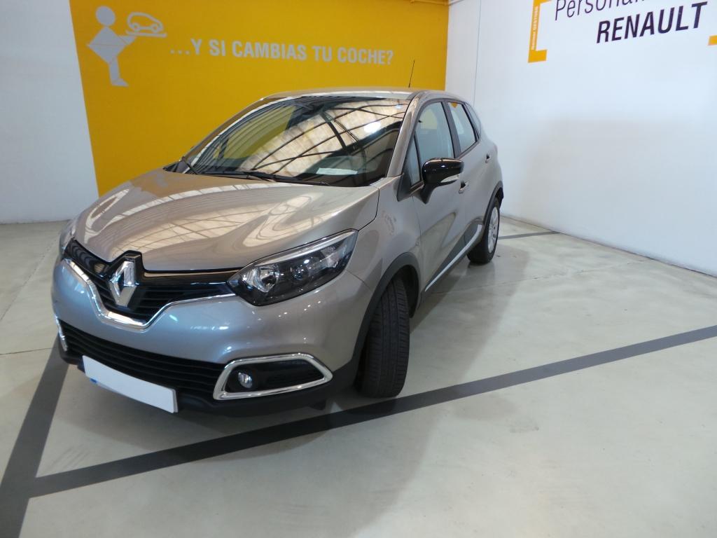 Renault Captur Intens Energy dCi 90 eco2 segunda mano Lugo