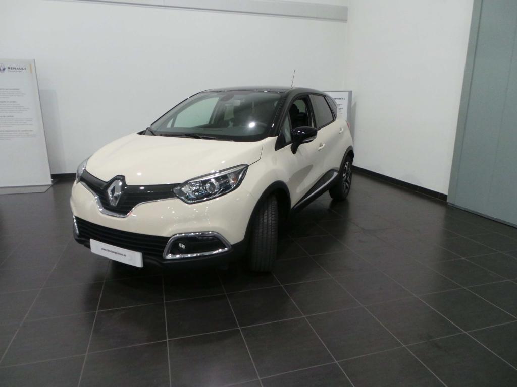 Renault Captur Zen Energy dCi 90 Ecoleader segunda mano Pontevedra
