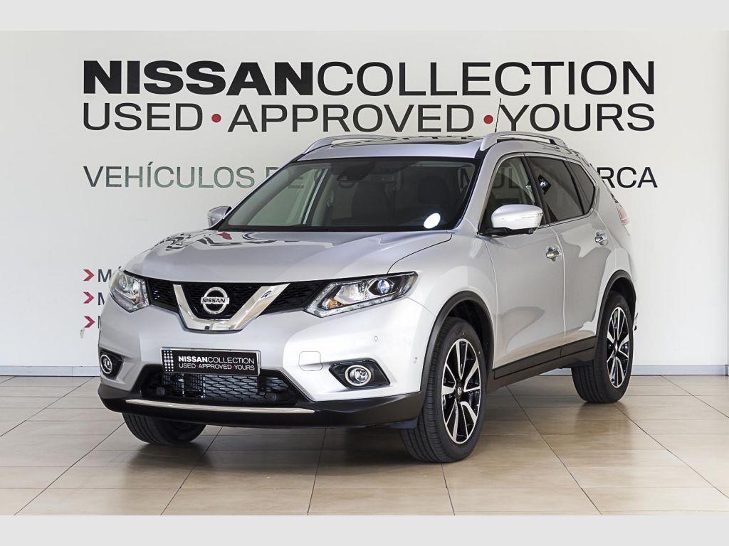 Nissan X-Trail 1.6 dCi XTRONIC N-CONNECTA segunda mano Madrid