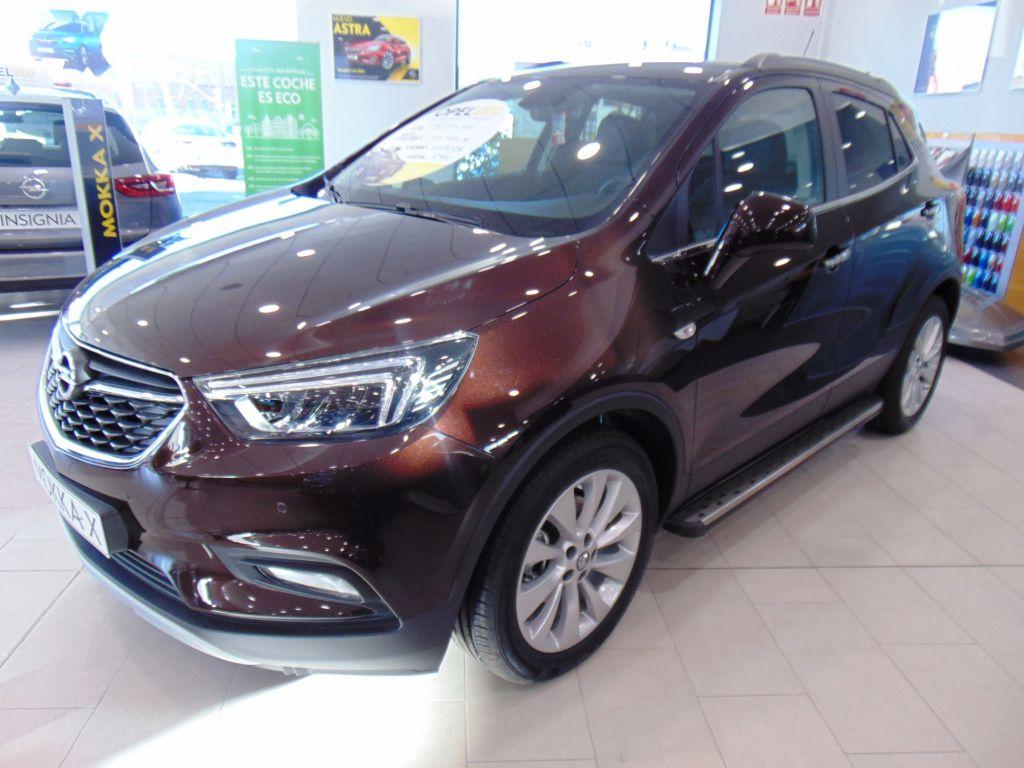 Opel Mokka X 1.4 T 103kW (140CV) 4X2 S&S Excellence segunda mano Madrid