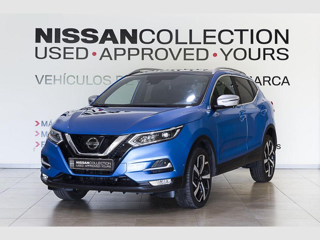 Nissan Qashqai 1.6 dCi TEKNA+ 130 CV segunda mano Madrid